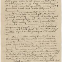 1919-08-20 Robert M. Browning to Dr. Mabel C. Williams Page 3