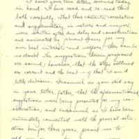 Nile Kinnick's correspondence with his family, January-June 1939