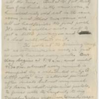 1917-07-06 Bob Browning to Karl Hoffman Page 2