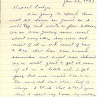 January 15, 1943, p.1