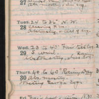 1919-10-26 -- 1919-11-01