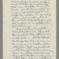 1942-08-16 Laura Davis to Lloyd Davis Page 2