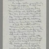 1942-11-06 Laura Davis to Lloyd Davis Page 3