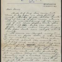 1945-08-18 Pfc. Roger K. Banks to Dave Elder