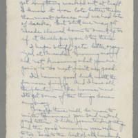 1942-10-27 Laura Davis to Lloyd Davis Page 4