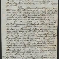 1846-11-20 Gabriel Billmire to Mannassa Meyers Page 1