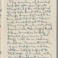 1942-01-12 Laura Davis to Lloyd Davis Page 2