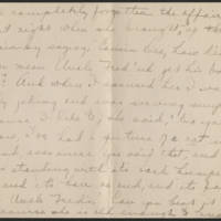 1918-09-18 Daphne Reynolds to Conger Reynolds Page 3