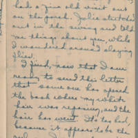 1918-08-18 Daphne Reynolds to Conger Reynolds Page 4