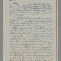 1942-09-19 Laura Davis to Lloyd Davis Page 1