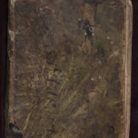 Miss Caldwell's book, 1757-1790