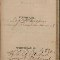 1864-12-26 -- 1864-12-28