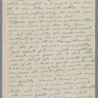 1942-02-01 Bessie Hutchison to Laura Frances Davis Page 1
