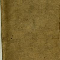 Jos. Forbes cookbook, circa 1790s