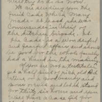 1918-09-28 Aunt Joyce to Conger Reynolds Page 4