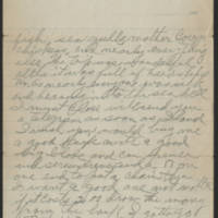 1917-10-18 Harvey Wertz to Mr. L.A. Wertz Page 5
