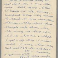 1942-09-11 Lloyd Davis to Laura Davis Page 1