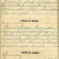 1864-11-22 -- 1864-11-24