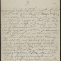 1917-10-18 Harvey Wertz to Mr. L.A. Wertz Page 4