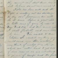1861-07-12 William E. Thorpe to Alfred Thorpe Page 3