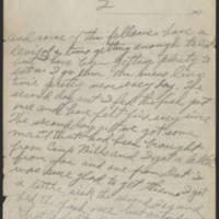 1917-10-18 Harvey Wertz to Mr. L.A. Wertz Page 3