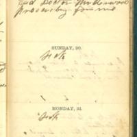 1863-08-29 -- 1863-08-31