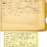 Thomas Wilmer Dewing, egg card # 794u