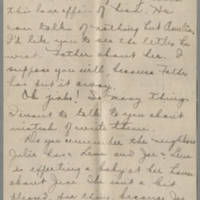 1919-04-28 Daphne Reynolds to Conger Reynolds Page 5