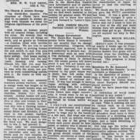 "Burlington Hawk-eye Gazette Article:  """"Opinions of Others"""""