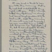 1943-01-17 Laura Davis to Lloyd Davis Page 1