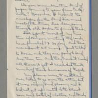 1942-09-07 Laura Davis to Lloyd Davis Page 1