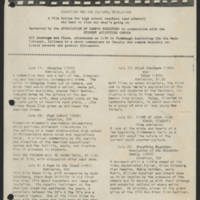 1970-06-17 'Education and the Cultural Revolution'