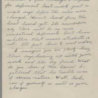 1942-01-11 Letter to Laura Frances Davis Page 4