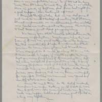 1942-01-04 Laura Davis to Lloyd Davis Page 2