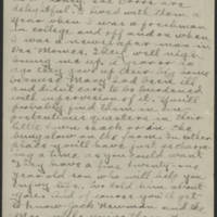 1918-04-02 Conger Reynolds to Daphne Reynolds Page 2