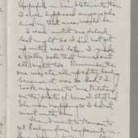 1942-11-08 Laura Davis to Lloyd Davis Page 2