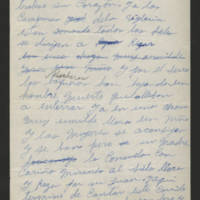 Note in Spanish Page 2