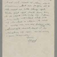 1942-09-28 Lloyd Davis to Laura Davis Page 2