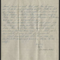 1945-02-04 Lt. Robert E. Porter to Dave Elder Page 3