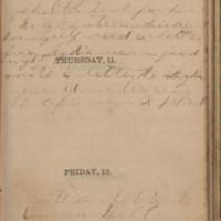 1864-08-10 -- 1864-08-12