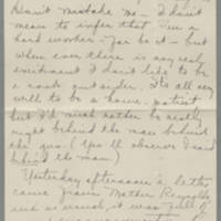 1918-07-05 Daphne Reynolds to Conger Reynolds Page 5