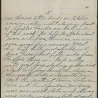1917-09-21 Harvey Wertz to Mr. L.A. Wertz Page 5