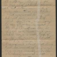 1919-02-24 Thomas Messenger to Mrs. Vera Wade Page 4