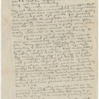 1918-02-11 Bob Browning to Karl Hoffman Page 1