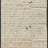 Childs Family letters, 1880-1889