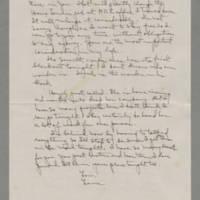 1942-12-14 Laura Davis to Lloyd Davis Page 2