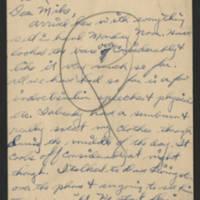 1944-11-01 Postcard - back
