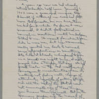 Laura Davis letters to her husband Lloyd Davis, January-March 1943