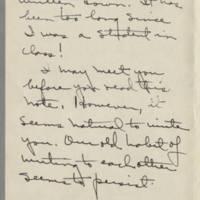 1945-11-29 Laura Davis to Lloyd Davis Page 3