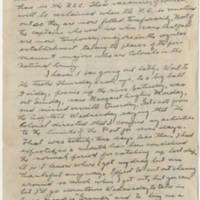 1918-06-02 Robert M. Browning To Dr. Mabel C. Williams Page 2